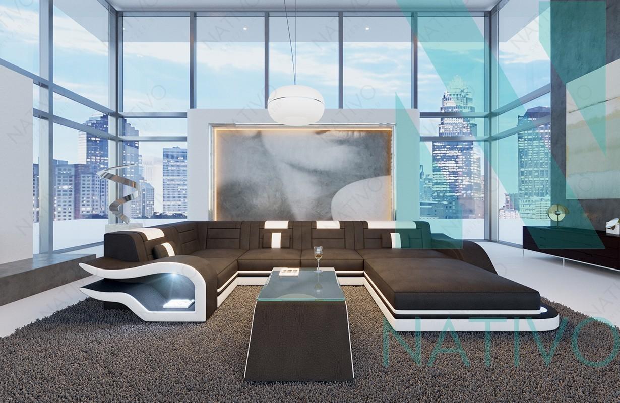 designer ledersofa hermes xl im nativo m bel schweiz showroom kaufen. Black Bedroom Furniture Sets. Home Design Ideas