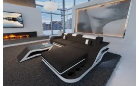 Designer Sofa HERMES MINI mit LED Beleuchtung