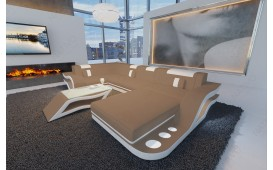 Canapé Design HERMES XL avec éclairage LED