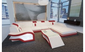 Designer Sofa HERMES XL mit LED Beleuchtung