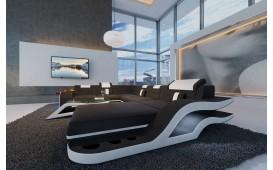Canapé Design HERMES XXL avec éclairage LED