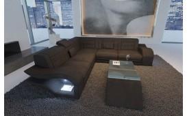 Designer Sofa HERMES CORNER mit LED Beleuchtung von NATIVO Möbel Schweiz