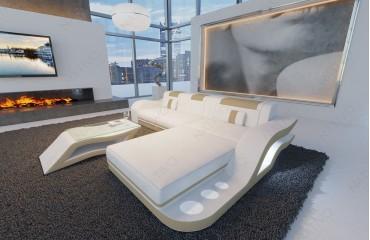 Designer Sofa HERMES MINI mit LED Beleuchtung von NATIVO Möbel Schweiz