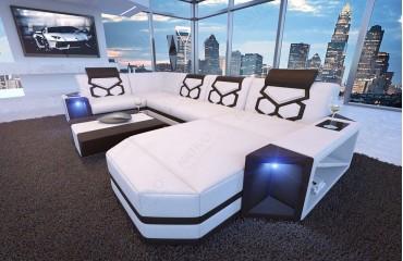 Designer Sofa AVENTADOR XL mit LED Beleuchtung von NATIVO Möbel Schweiz