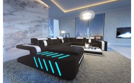 Designer Sofa SPACE XXL mit LED Beleuchtung von NATIVO Möbel Schweiz