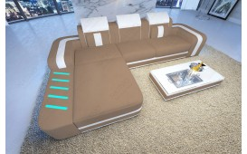 Designer Sofa SPACE MINI mit LED Beleuchtung von NATIVO Möbel Schweiz