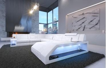 Designer Sofa MATIS XXL mit LED Beleuchtung von NATIVO Möbel Schweiz
