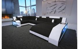 Divano di design MATIS XL con illuminazione a LED