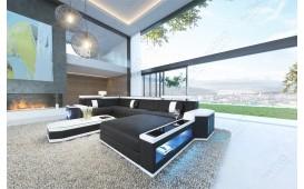 Designer Sofa CESARO XL mit LED Beleuchtung von NATIVO Möbel Schweiz