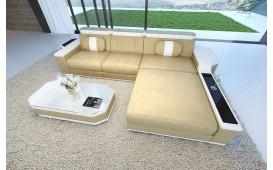 Canapé Design CESARO MINI avec éclairage LED