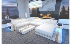 Divano di design IMPERIAL XXL con illuminazione a LED