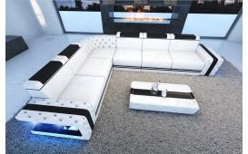 Designer Sofa IMPERIAL CORNER mit LED Beleuchtung von NATIVO Möbel Schweiz