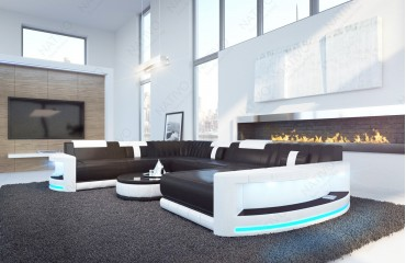 moebel xxl interesting mystique xxl in uform mit led beleuchtung u usb anschluss von nativo. Black Bedroom Furniture Sets. Home Design Ideas