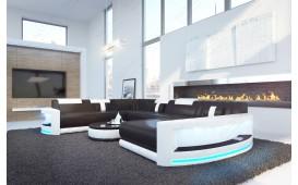 Divano di design ATLANTIS XXL con illuminazione a LED