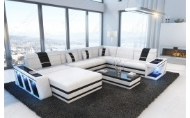 Designer Sofa CAREZZA XXL mit LED Beleuchtung von NATIVO Möbel Schweiz