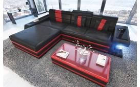 Canapé Design CAREZZA MINI avec éclairage LED