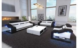 Designer Sofa MIRAGE 3+2+1 mit LED Beleuchtung von NATIVO Möbel Schweiz