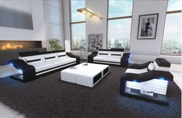 Designer Ledersofa Mirage 321 Bei Nativo Möbel Schweiz Online Kaufen