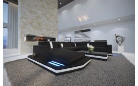 Divano di design MESIA XXL con illuminazione a LED