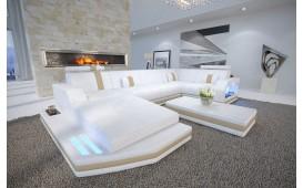Designer Sofa  MESIA XL mit LED Beleuchtung von NATIVO Möbel Schweiz
