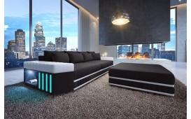 BIG Sofa SKYLINE mit LED Beleuchtung von NATIVO Möbel Schweiz