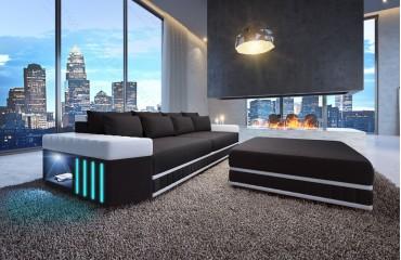 Ledersofa Big Sofa Skyline Bei Der Nativo Möbel Schweiz Filiale Kaufen