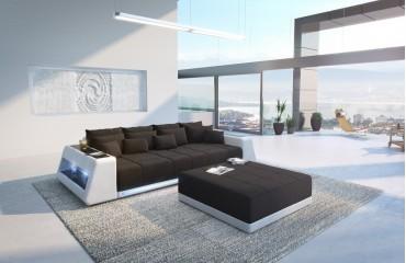 BIG Sofa VICE mit LED Beleuchtung von NATIVO Möbel Schweiz
