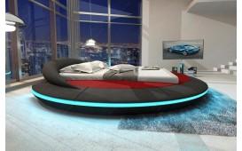 Lit Design MARS avec éclairage LED & port USB