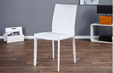sedie da tavolo torino white nativo arredamento ticino