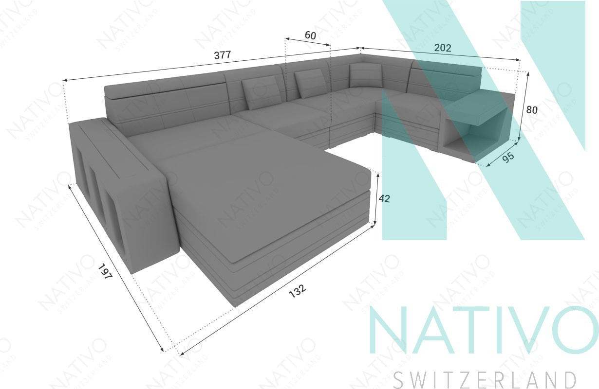 Emejing Divano A U Images - Home Design Inspiration - workinghappy.us