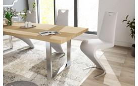 Designer Stuhl ARDO WEISS von NATIVO Möbel Schweiz
