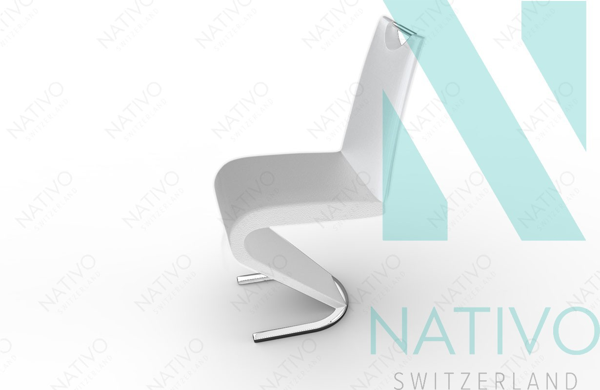 Designer stuhle weiss excellent full size of designer for Design stuhle weiss