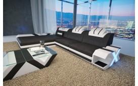 Designer Sofa MYSTIQUE MINI mit LED Beleuchtung & USB Anschluss