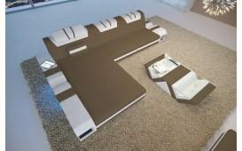 Canapé Design MYSTIQUE MINI avec éclairage LED et port USB