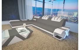 Designer Sofa MYSTIQUE MINI mit LED Beleuchtung & USB Anschluss von NATIVO Möbel Schweiz