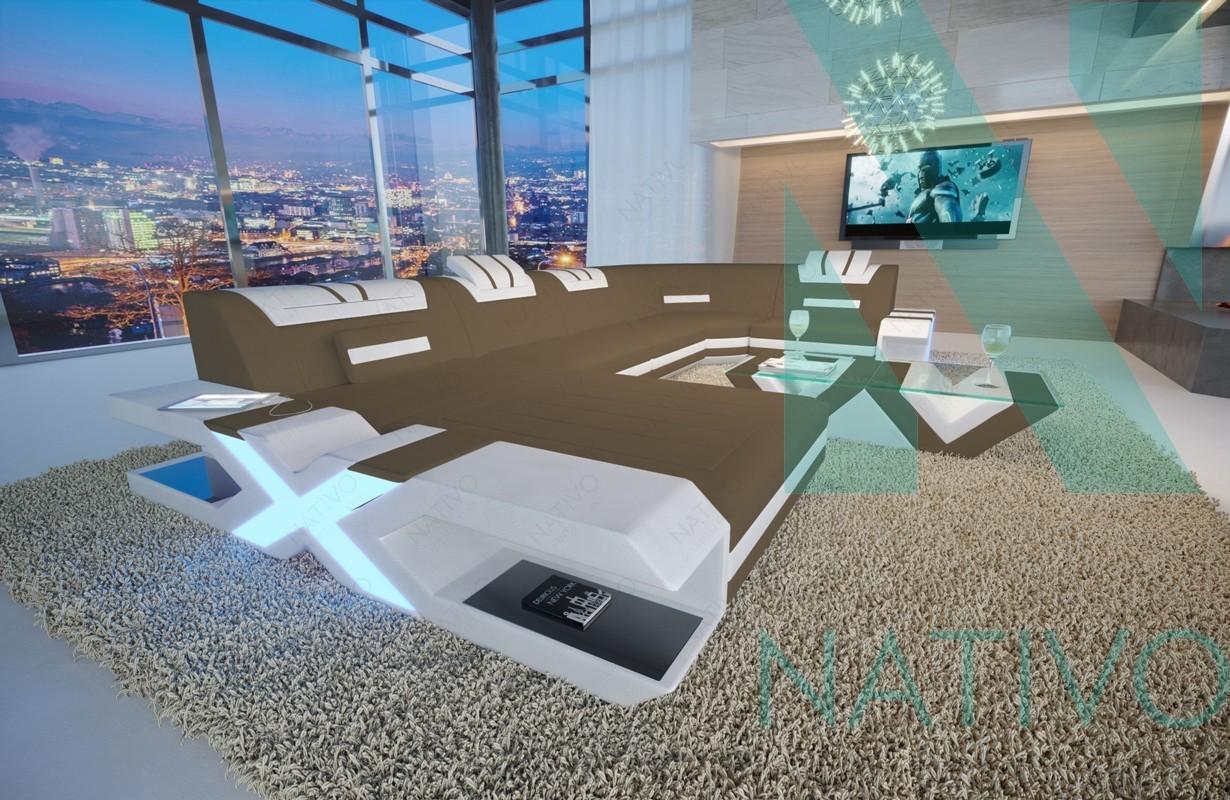 designer ledersofa mystique xl nativo m bel filiale schweiz. Black Bedroom Furniture Sets. Home Design Ideas