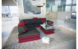 Designer Sofa ROUGE CORNER mit LED Beleuchtung & USB Anschluss von NATIVO Möbel Schweiz