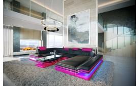 Designer Sofa ROUGE XL mit LED Beleuchtung & USB Anschluss von NATIVO Möbel Schweiz