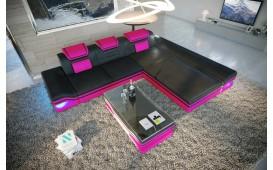 Divano di design ROUGE MINI con illuminazione a LED e presa USB NATIVO™ mobili Italia