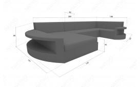 Designer Rattan Lounge Sofa ATLANTIS XL v1 NATIVO™ Möbel Schweiz