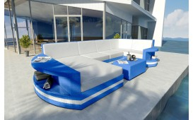 Canapé Lounge en rotin ATLANTIS XL v2 NATIVO™ Möbel Schweiz