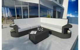 Designer Rattan Lounge Sofa ATLANTIS CORNER v1 NATIVO™ Möbel Schweiz