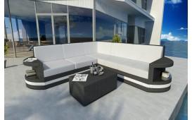 Canapé Lounge en rotin ATLANTIS CORNER v2