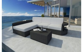 Designer Rattan Lounge Sofa ATLANTIS MINI v1
