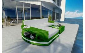 Designer Rattan Lounge Sofa ATLANTIS MINI v2 NATIVO™ Möbel Schweiz