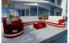 Rattan Lounge Set ATLANTIS 3+2+1 v2 NATIVO™ Möbel Schweiz