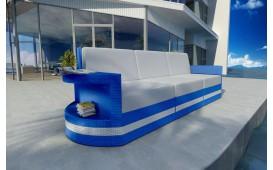 Rattan Lounge Sofa ATLANTIS 3 Sitzer v2