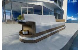 Rattan Lounge Sofa ATLANTIS 3 Sitzer