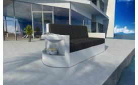 Rattan Lounge Sofa ATLANTIS 2 Sitzer v1 NATIVO™ Möbel Schweiz