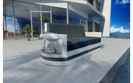 Rattan Lounge Sofa ATLANTIS 2 Sitzer v2